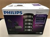 PHILIPS AEA7100 BLUETOOTH SPEAKER & STAR MAKER WIRELESS MICROPHONE